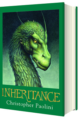 le dragon du tome inheritance